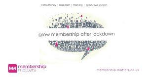 grow membership after lockdown
